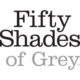 Logo značky Fifty Shades of Grey